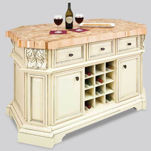 jeffrey alexander kitchen islands hardware resources shop isl06 awh kitchen island 4900
