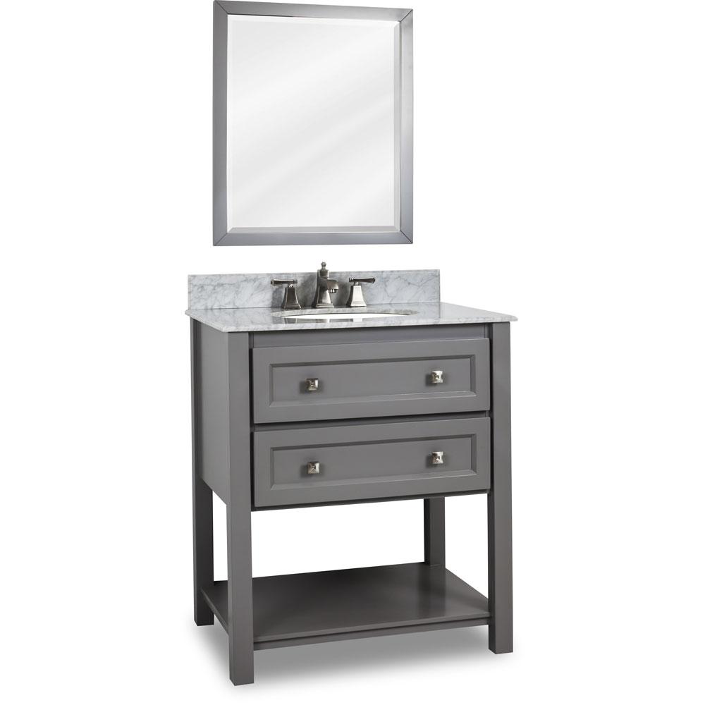 Hardware Resources Shop: VAN088-T-MW | Vanity | Grey | Elements ...
