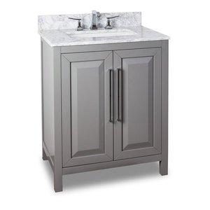 Jeffrey Alexander - Large Bathroom Vanities - 30\