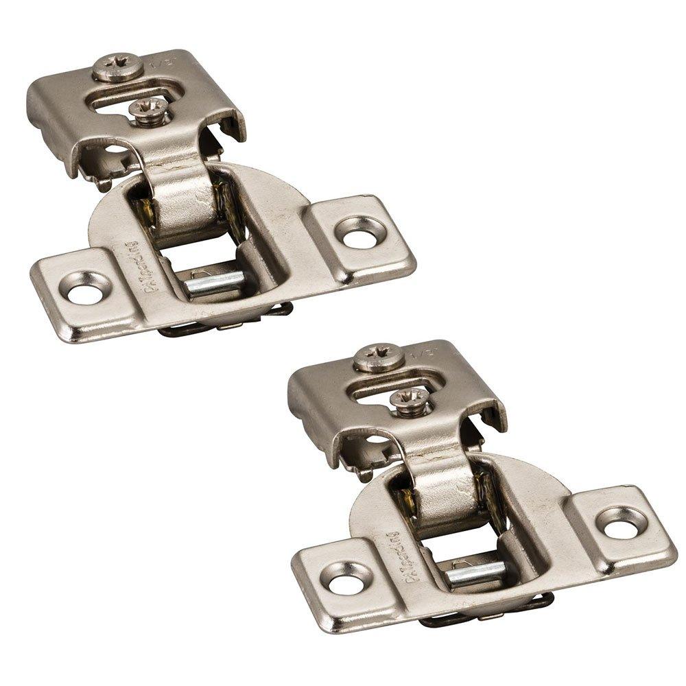Hardware Resources Shop: 3390-R | Cabinet Hinges | Nickel ...