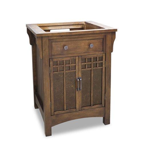 Hardware Resources Shop Van037 Vanity Chestnut Jeffrey Alexander Small Bathroom Vanities
